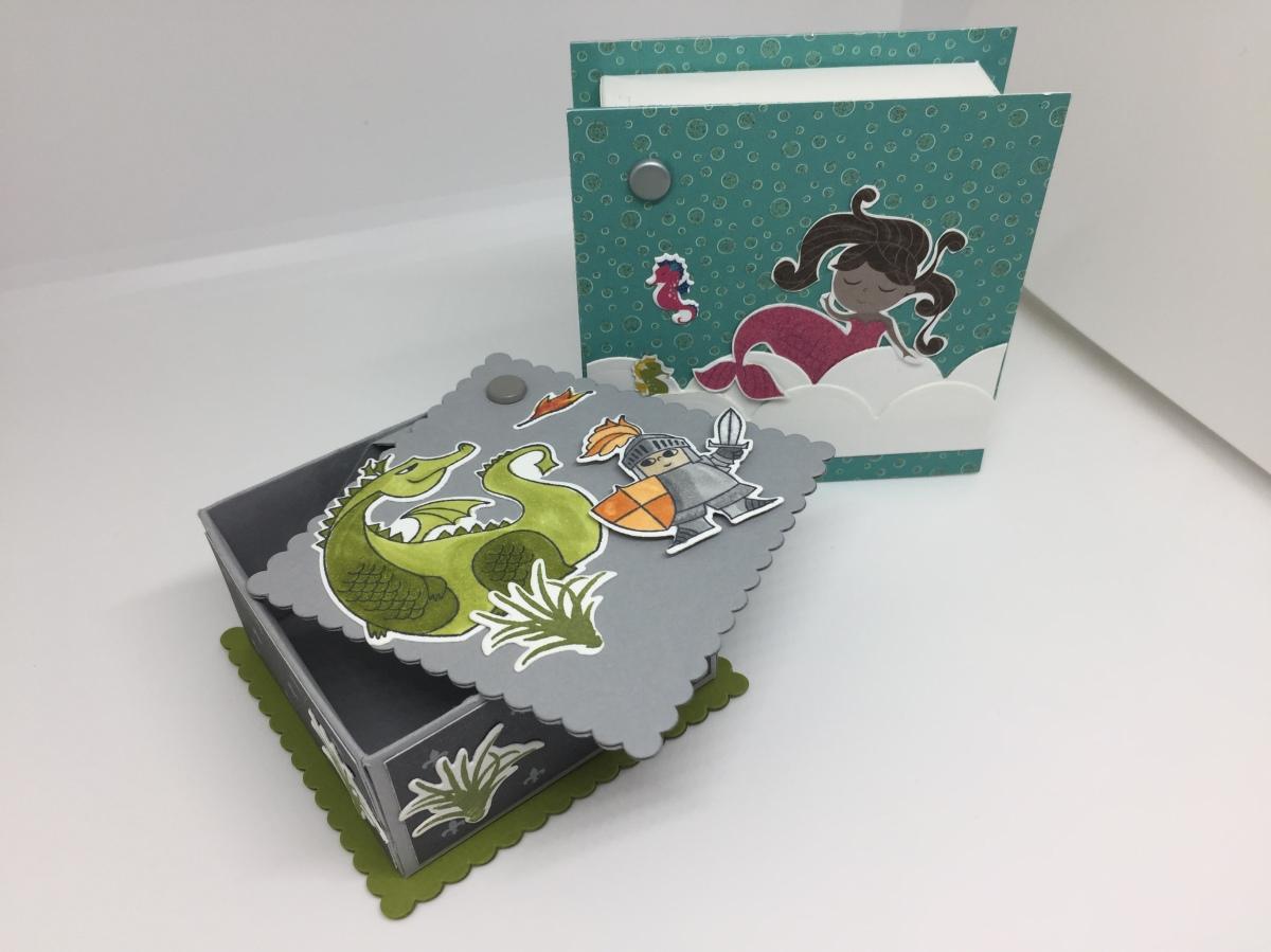 2018#20 Märchenhafte Box für Jungs oderMädchen