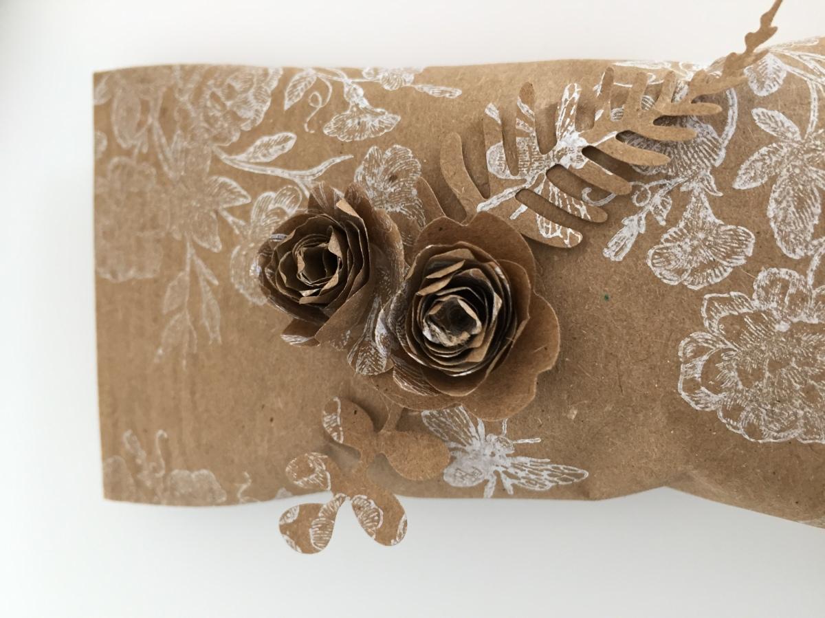 2018 #51 Vintage Verpackung fürs Grillfest beim StempelFrühling